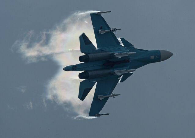 Su-34 jeti