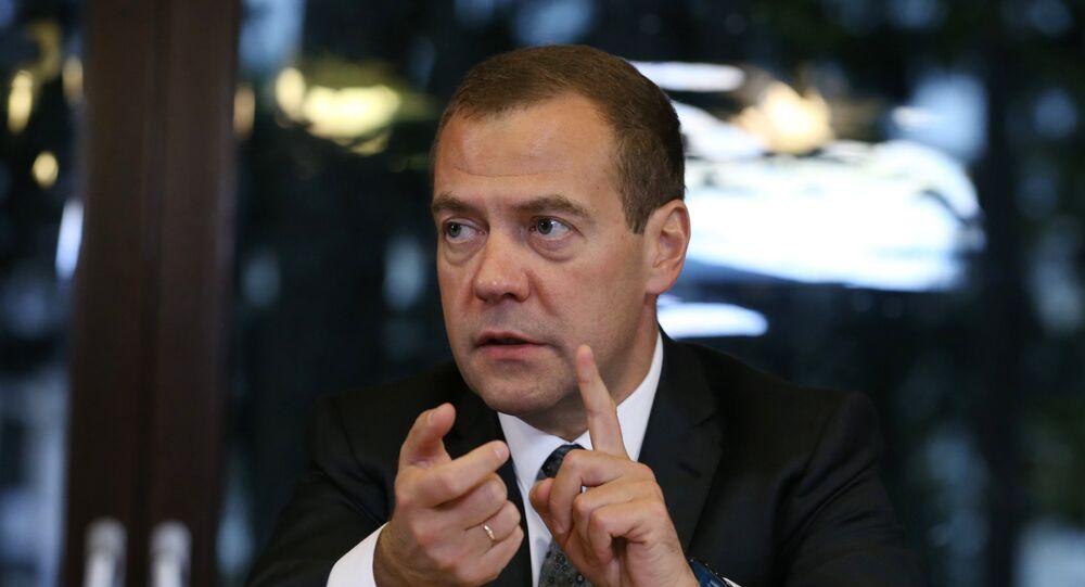 Dimitriy Medvedev