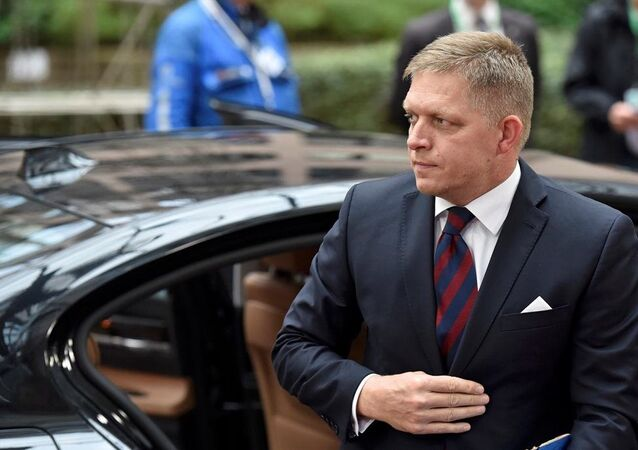 Slovakya Başbakanı Robert Fico