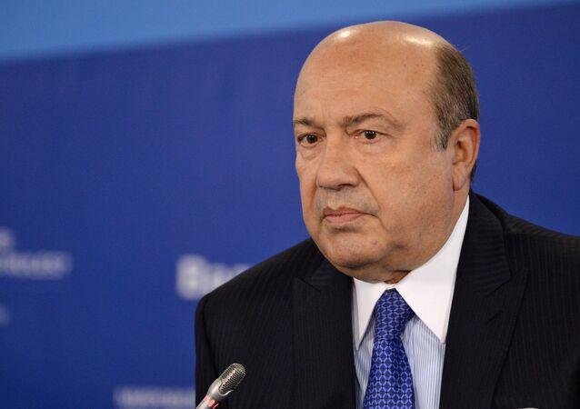 Rusya Eski Dışişleri Bakanı İgor İvanov