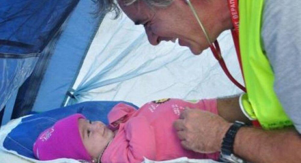 Suriyeli bebek