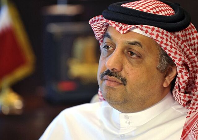 Katar Dışişleri Bakanı Halid El Atiyye