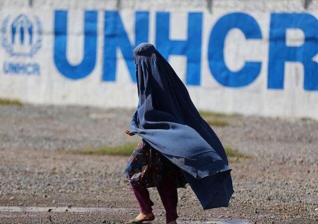 Afgan mülteciler
