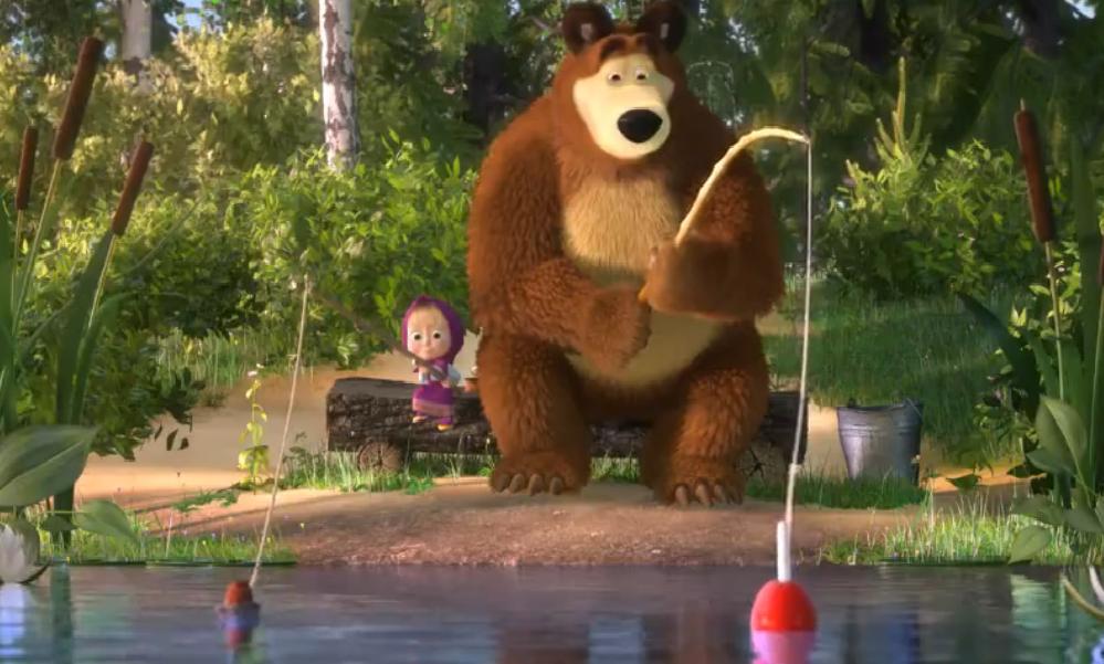 Maşa ve medved
