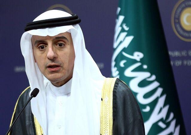 Suudi Arabistan Dışişleri Bakanı Adil El-Cubeyr