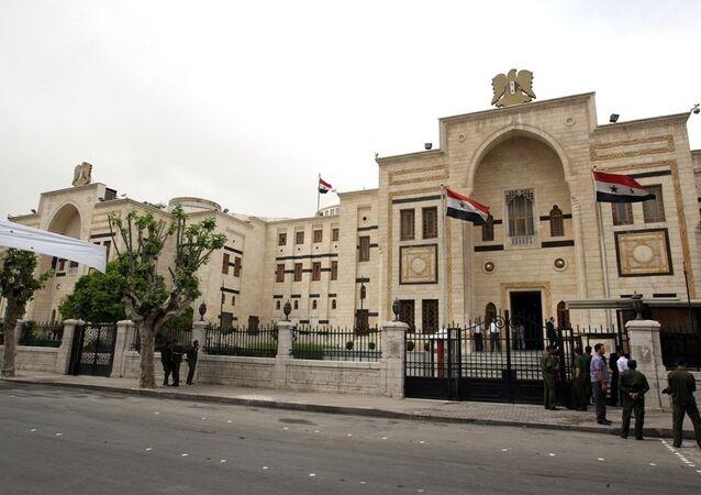 Şam meclis binası