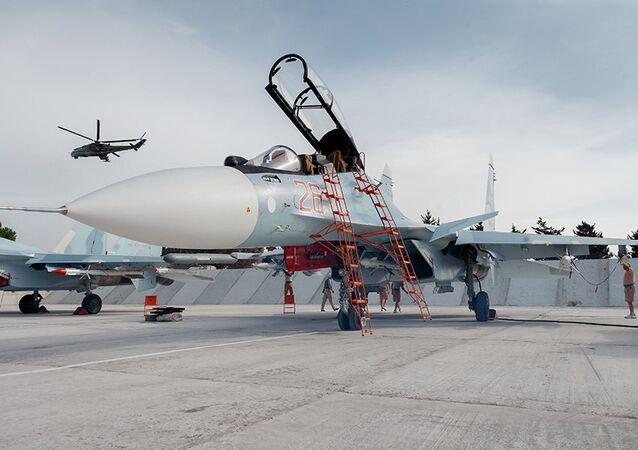Rusya'nın Suriye operasyonu