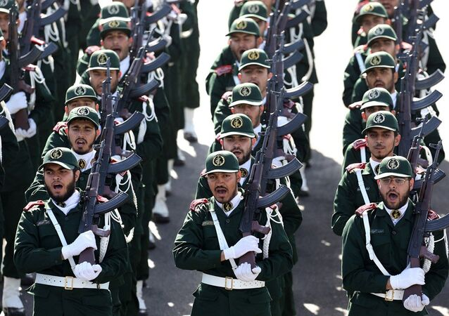 İran Devrim Muhafızları Ordusu, İran askeri