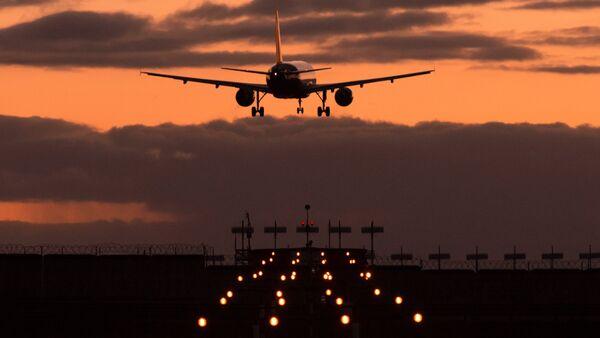 Moskova - Havaalanı - Sputnik Türkiye