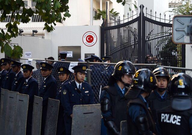 Japonya'daki Türk Büyükelçiliği