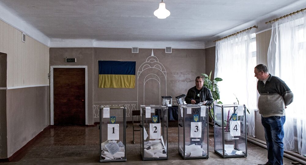 Ukrayna'da yerel seçim