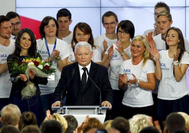 Polonya'da seçim