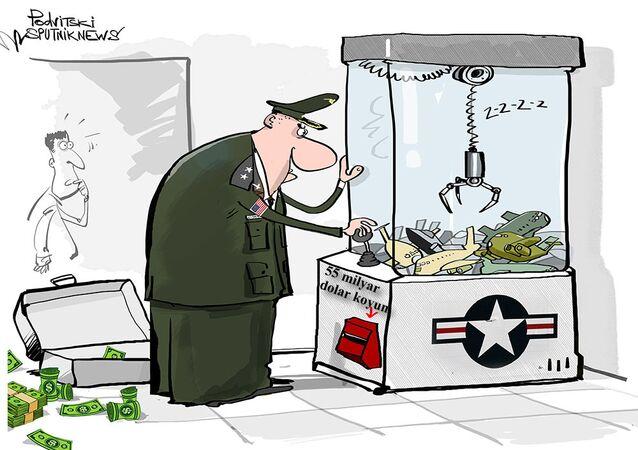 ABD asla kullanmayacağı bombardıman uçağı üretecek