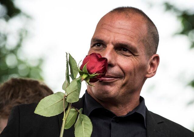 Eski Yunanistan Maliye Bakanı Yannis Varufakis