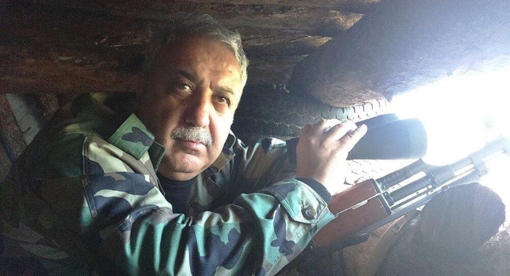 Mukaveme Suriyyi örgütünün lideri Mihraç Ural
