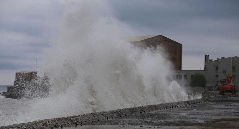Meteoroloji'den seçim günü için 'tam fırtına' uyarısı