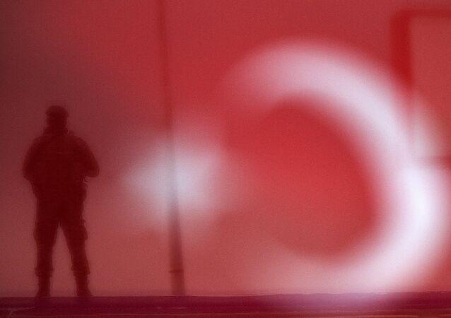 Türkiye - Bayrak - Asker