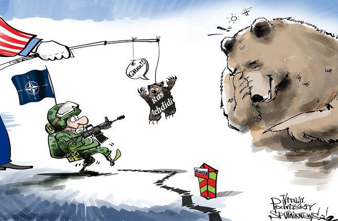 Rusya ve NATO