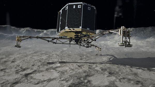 Philae modülü - Sputnik Türkiye