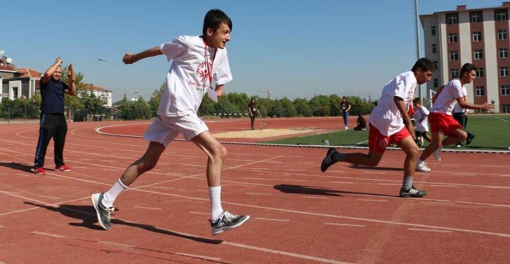 Özel Olimpiyatlar Ulusal Oyunları