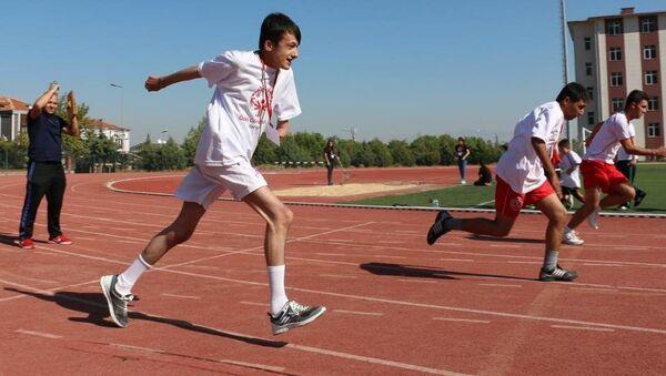 Özel Olimpiyatlar Ulusal Oyunları - Sputnik Türkiye