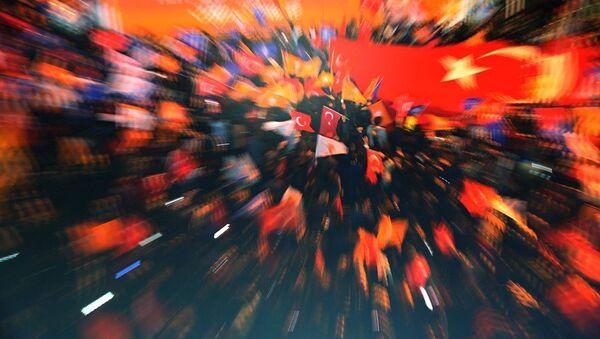1 Kasım seçimleri - Sputnik Türkiye