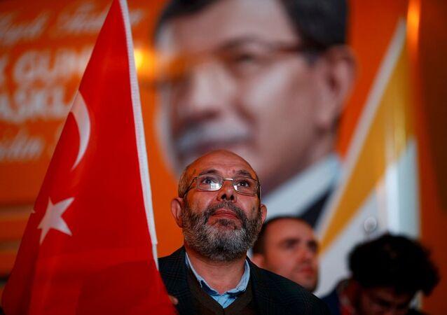 Türkiye - 1 Kasim seçimleri