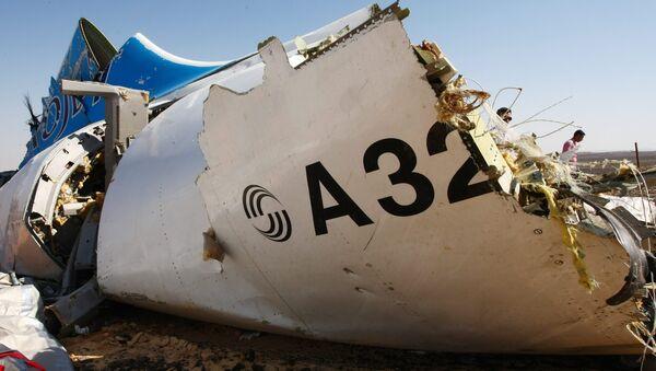 Airbus A321 kazası - Sputnik Türkiye