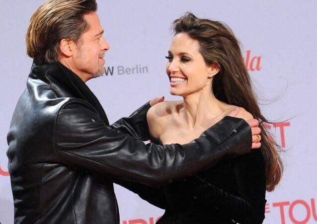 Angelina Jolie- Brad Pitt