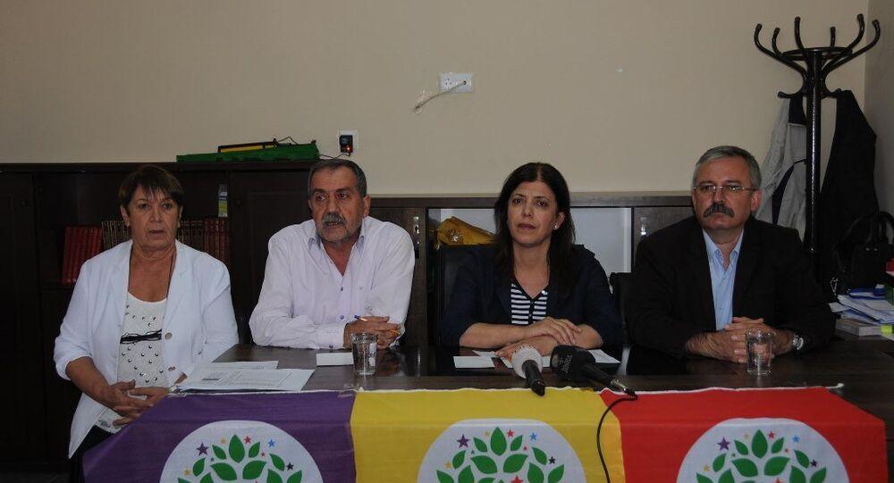 HDP'li Meral Danış Beştaş, seçim sonuçlarına itiraz edeceklerini açıkladı.