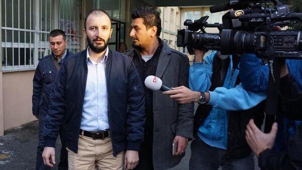 Nokta Dergisi'nin gözaltına alınan yöneticisi Cevheri Güven. - Sputnik Türkiye
