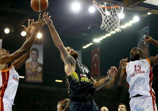 Galatasaray Odeabank-Fenerbahçe