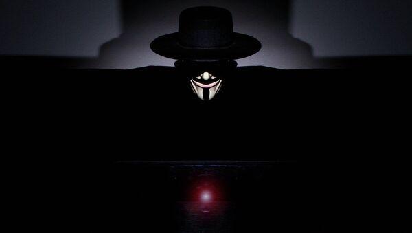 Anonymous - Sputnik Türkiye