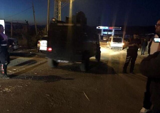 Siirt'te çatışma çıktı: 1 ölü, 1 polis yaralı.
