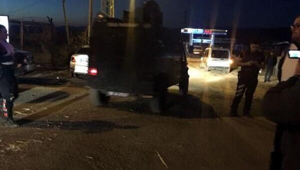 Siirt'te çatışma çıktı: 1 ölü, 1 polis yaralı. - Sputnik Türkiye