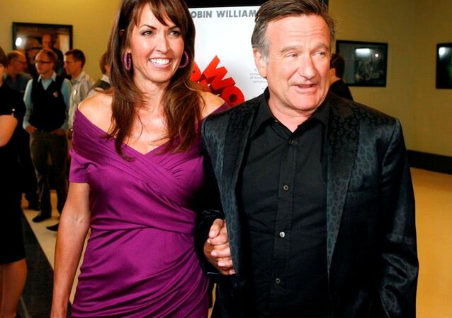 ABD'li oyuncu Robin Williams