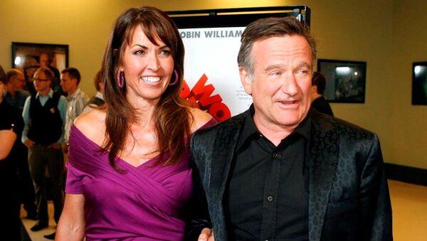 ABD'li oyuncu Robin Williams - Sputnik Türkiye