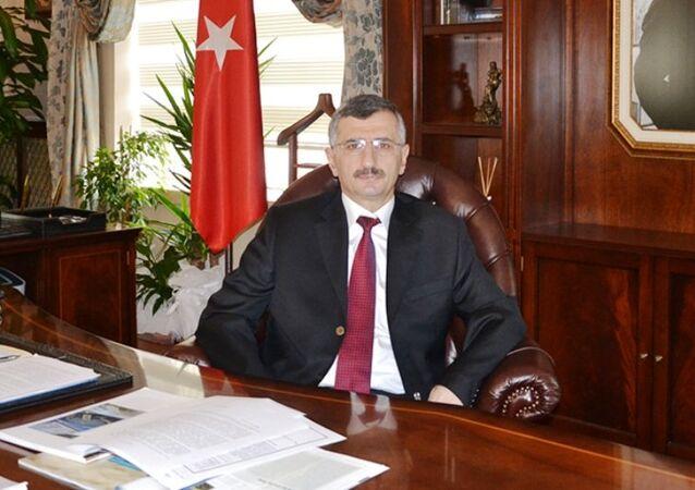 Manisa Valisi Erdoğan Bektaş
