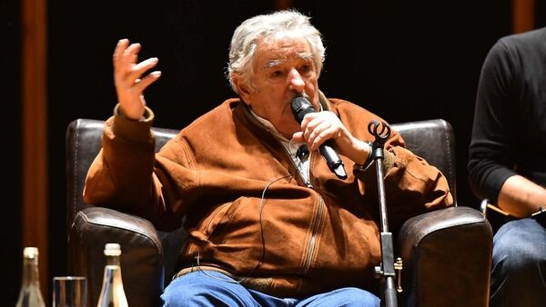 Jose Alberto Mujica Cordano - Sputnik Türkiye
