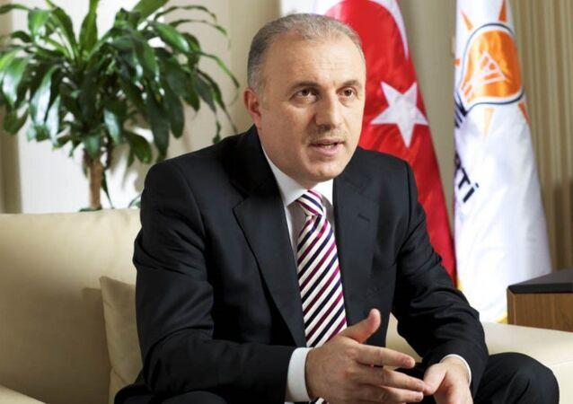 AK Parti İstanbul Milletvekili Aziz Babuşcu
