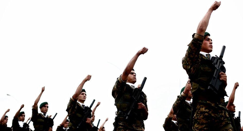 Güney Kıbrıs askerleri