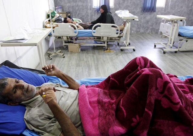 kolera salgını