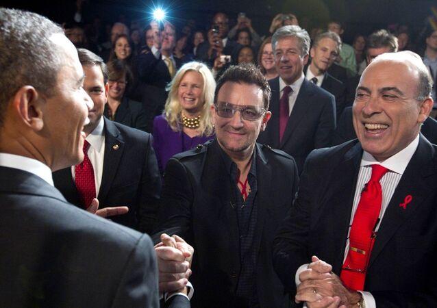 ABD Başkanı Barack Obama- Coca-Cola CEO'su Muhtar Kent