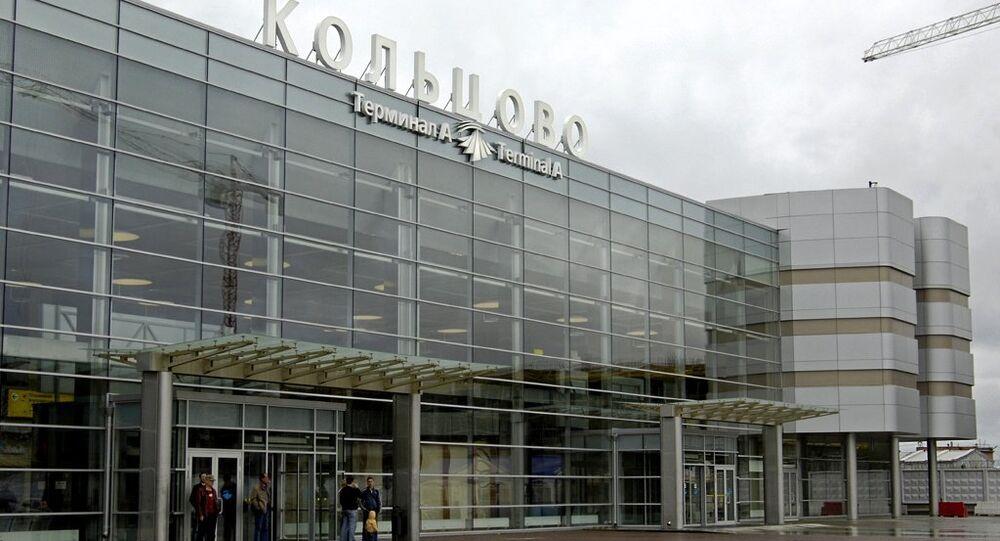 Yekaterinburg  - Koltsovo airport