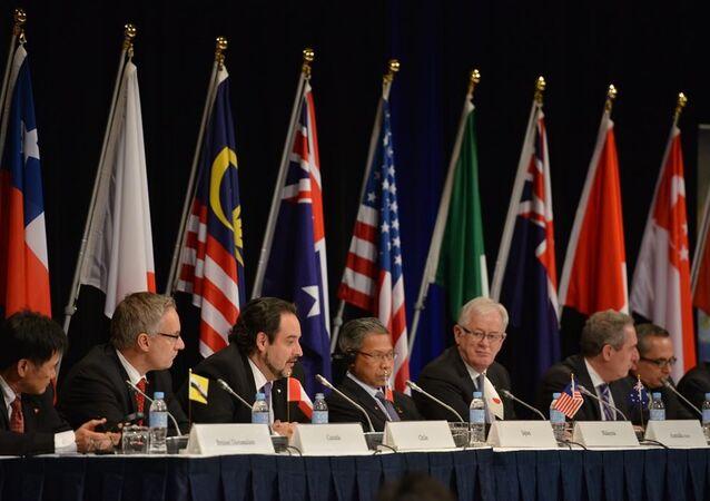 Transpasifik Ticaret ve Yatırım Ortaklığı (TPP)