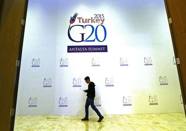 Antalya G-20