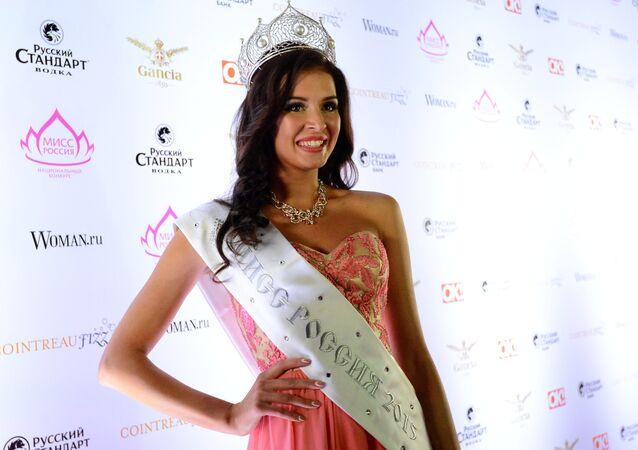 Miss Russia 2015 Sofiya Nikitçuk
