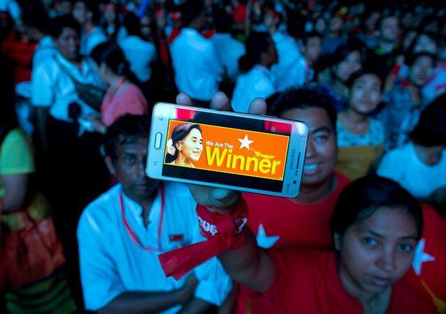 Myanmar seçimleri