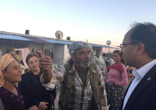Türkiye'nin ilk Roman milletvekili CHP'li Özcan Purçu