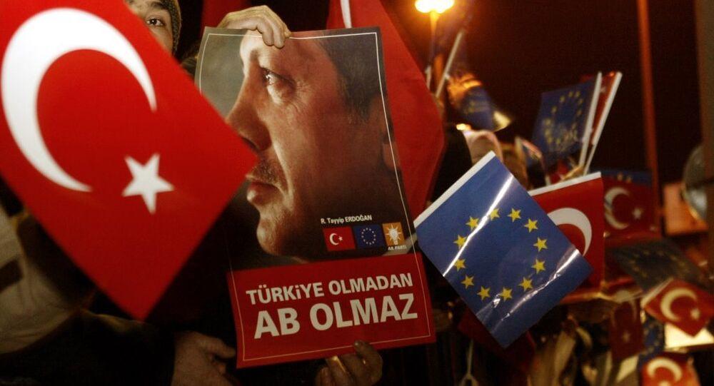 Türkiye - Avrupa Birliği